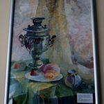 Выставка картин в Гимназии №13.