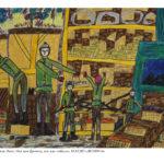 Городской конкурс-выставка детского художественного творчества «Подснежник- 2020».