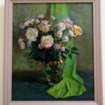 Выставка картин преподавателей художественного отделения
