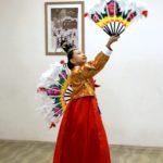 Корейский национальный танец