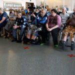 Концерт в Красноярском Доме-интернате №1 для граждан пожилого возраста и инвалидов